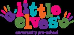 Little Elves Community Pre-School Logo