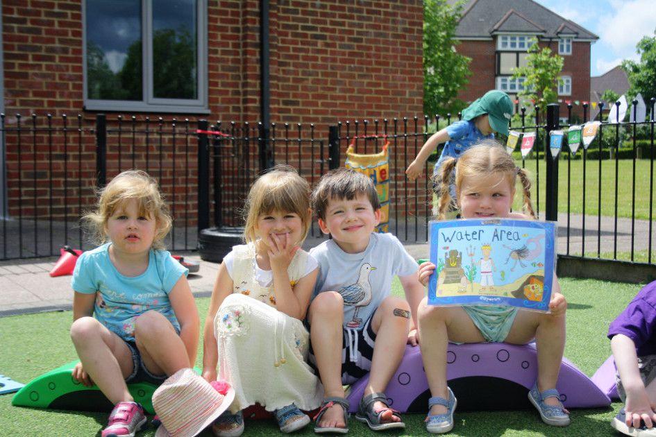 Little Elves Pre School in Fleet Hampshire